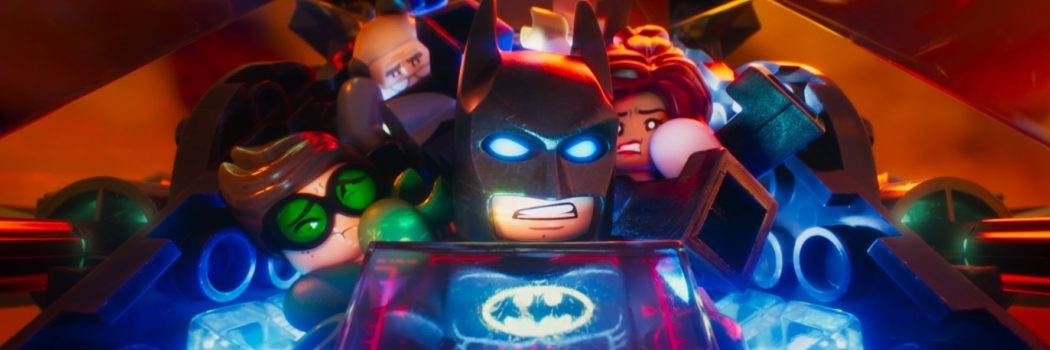 Movie Review: The LEGO Batman Movie