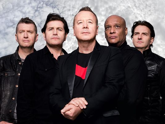 "CD Review: Simple Minds, ""Big Music"""