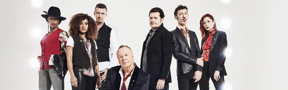 Interview with Simple Minds' Jim Kerr (January 12, 2018)