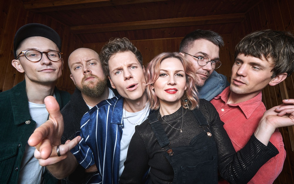 Interview with Alphabeat's Stine Bramsen